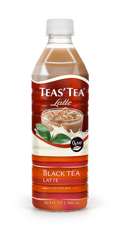 black milk tea teas tea latte